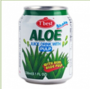 aloe with Real Pulp
